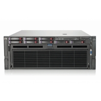 Serveur HP Proliant DL580 G7 4 x Xeon Eight Core X7550 SAS